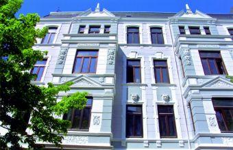 Denkmalschutz Fassade