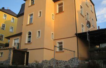 Fassadensanierung eines Mehrfamilienhauses