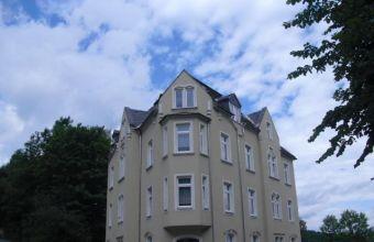 Mehrfamilienhaus mit Denkmalschutz