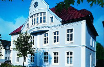 Sanierung eines historischen Stadthauses